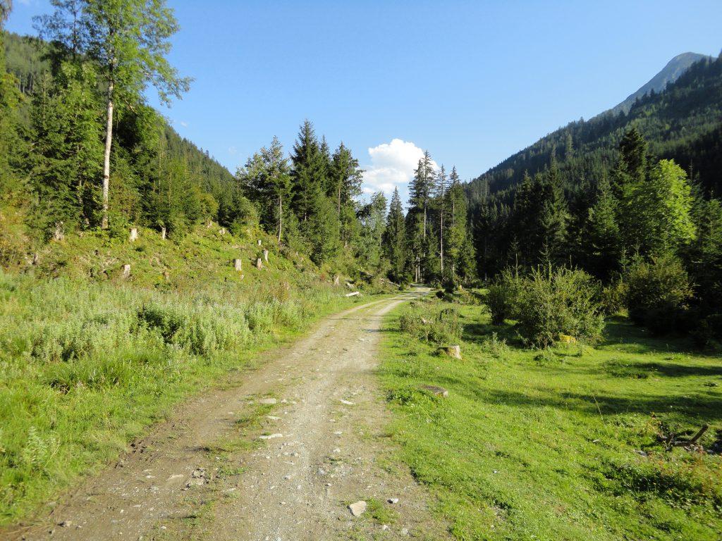 Ausgerechnet Alpen / Hüttentouren