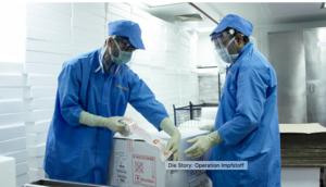 Quarks: Besuch bei BioNtech und Serum Institute of India